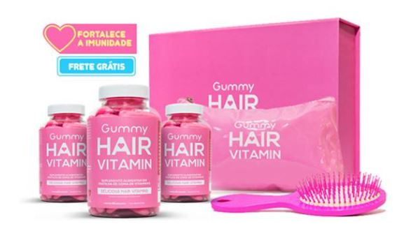 gummy hair funciona