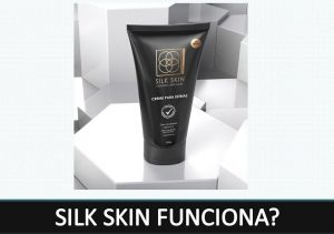 silk skin creme para estrias funciona