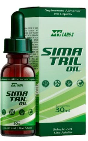 Simatril Oil Frasco